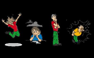 Emotional Intelligence Cartoons