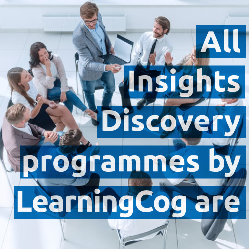 All Insights Discovery Programmes by LearningCog are